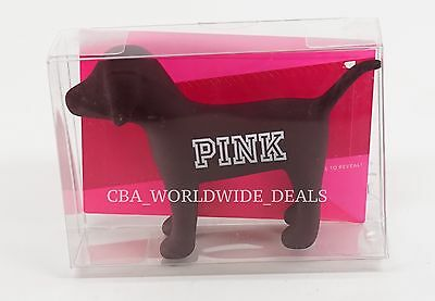 Victoria's Secret PINK Mini Limited Edition Pink Friday Dog Burgundy
