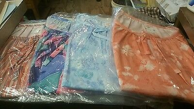 Vintage Lot Of 4 Tops Blouses XL (sz 40) Blair Ladies tops BRAND NEW  Group #4