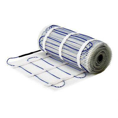 SunStone Underfloor Electric Heating Mat 150W/m² Warmup Compatible 1m² to 15m²