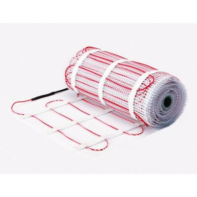 SunStone Underfloor Electric Heating Mat 200W/m² Warmup Compatible 1m² to 15m²