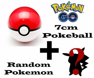 Pokemon Go pokeball plus random pokemon inside perfect gift