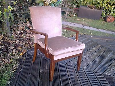 vintage parker knoll arm chair parker knoll bedroom chair
