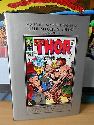 Marvel Masterworks: The Mighty Thor Volume 4 - Near Mint
