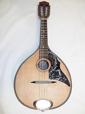 Excellent sounding Vintage Electro Acoustic Celtic Style Mandolin good player GC