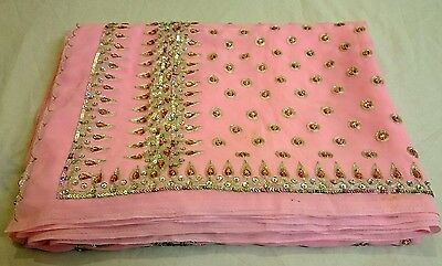 Beautiful Traditional Indian Saree Partywear