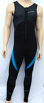 Typhoon XTS Pulse High Grade Mens Long Johns Wetsuit