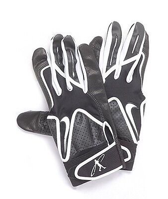 Nike Men's Swingman Batting Gloves GB0945-001 Black