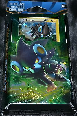 Electric Eye Preconstructed Theme Deck XY BreakPoint Set Pokemon Trading Cards
