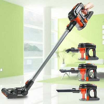 6800pa 2-in-1 Hand Cordless Vacuum Cleaner Rechargeable Handheld Bagless Stick