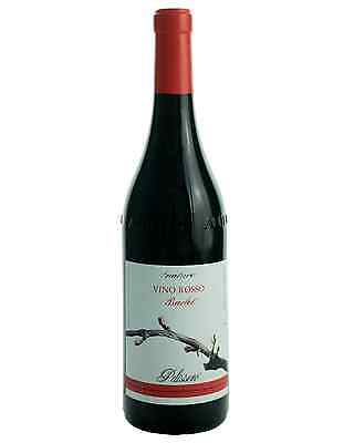 Pelissero Vino Rosso Barlet Red Blends 2014 case of 12 Dry Red Wine 750mL Treiso