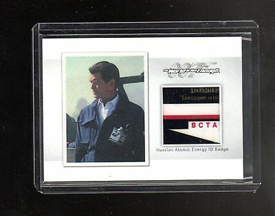 2016 James Bond Archives Spectre Edition Relic MR6 The World Is Not 101/125