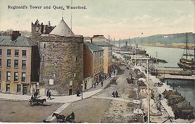 Reginald's Tower & Quay, WATERFORD, County Waterford, Ireland