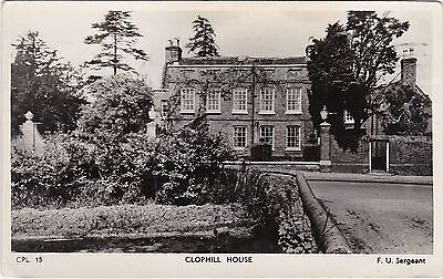 Clophill House, CLOPHILL, Bedfordshire RP