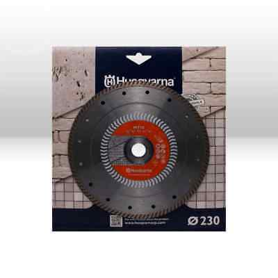 Husqvarna MT 10 Disque de Coupe Diamant 230 X 22,23 Carreaux