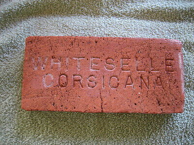 Antique Texas Brick - Whiteselle Corsicana (Paver)