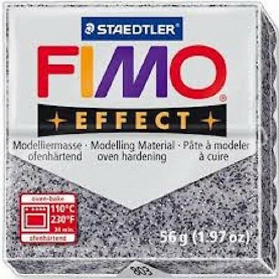 Fimo Effect Polymer Clay  - Granite No 803