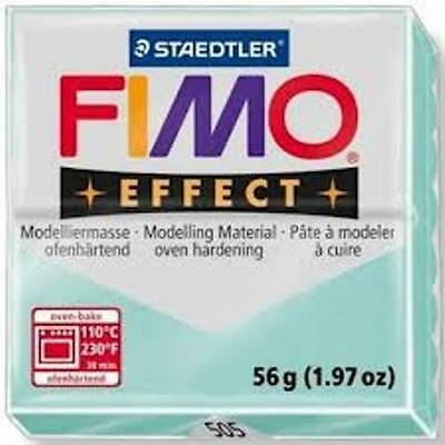Fimo Effect Polymer Clay  - Pastel Mint No 505