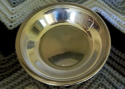 Reed & Barton STERLING SILVER Colonial Candy Dish/Tray/Bowl