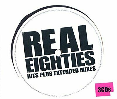 Various Artists - Real Eighties Hits Plus Extended ... - Various Artists CD 8WVG