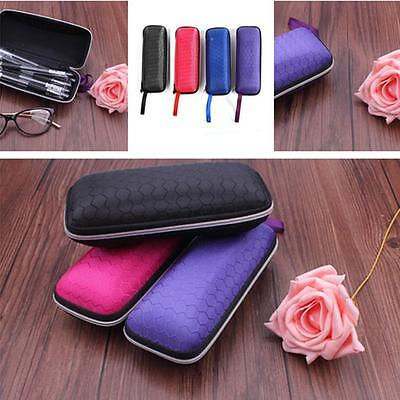 Travel Sunglasses Reading Glasses Carry Case Bag Hard Zipper Box Pack Pouch New