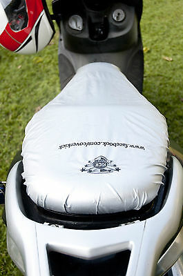 Scooter Seat Covers waterproof - heatproof, suitable for all sizes of seats