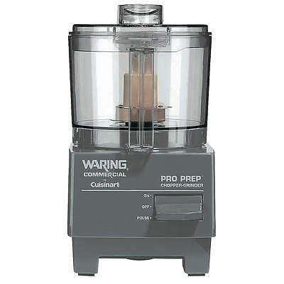 WARING COMMERCIAL Food Processor, Chopper Grinder WCG75