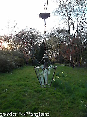 Pretty vintage French lantern   (F90080)