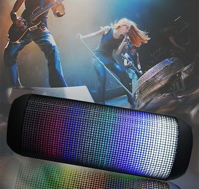 Wireless Bluetooth Speakers Pulse X2 Portable Super Bass Stereo Led Light Show