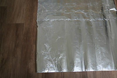 Adhesive Heat Reflective Barrier Tape / Heat Shield Protection GTi WRX Type R GT