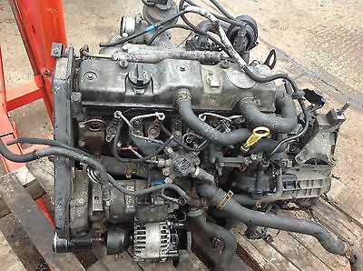 Ford Transit Connect Tdci Engine 1.8 2002-2006