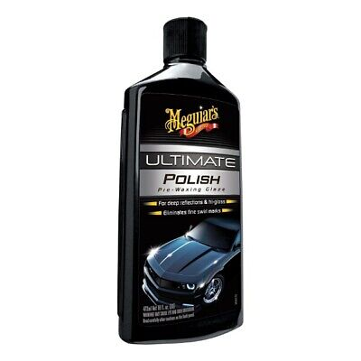 Ultimate Polish 473ml Perfects The Paint Wet Look Car Care - Meguiars G19216