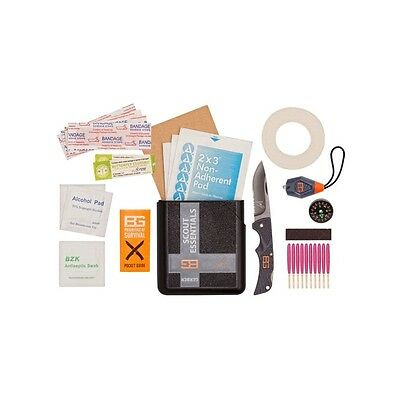Kit de survie Scout Essential Kit Bear Grylls