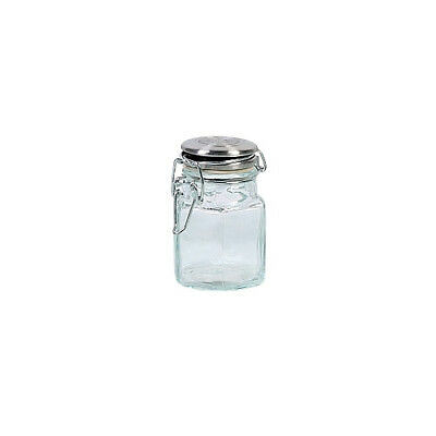 Global Amici Hexagonal Spice Jars Set of 12