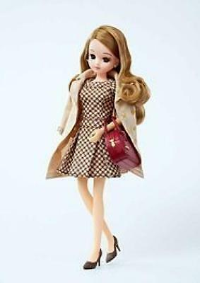 Takara Licca Cappuccino One-piece Style Stylish Doll Collections FREE SHIPPING