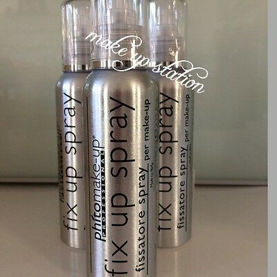 CINECITTA' MAKE-UP FISSATORE SPRAY. FIX UP SPRAY 125ml TRUCCO   PROFESSIONALE