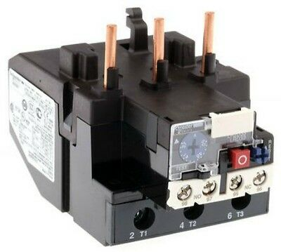 Schneider 3 Pole Thermal Overload Relay Lrd-3361 Tesys 051998 55-70 Amp