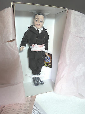 """MADAME ALEXANDER The Addams Family A New Musical Collection GOMEZ 62110 Doll 10"""""""