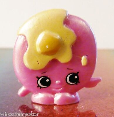 Shopkins Mystery Edition #2 KRIS P LETTUCE Yellow Gold Exclusive Mint OOP
