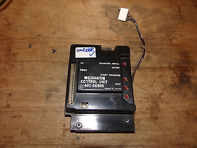 Rowe Ami jukebox R81, R82, R83 Mechanism Control Unit  -  tested and working