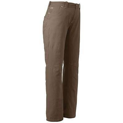 Outdoor Research Clearview Pants Size 10 WOMENS Ladies Mushroom Brown NWT