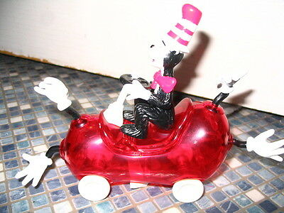 Dr Seuss Cat In The Hat Tidying Up Machine Moving Car Brand New Very Rare