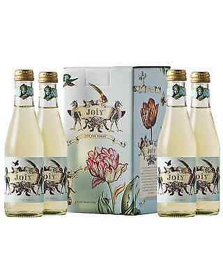 Joiy Sparkling Premium 2012  - 4 x 250mL case of 24 Sparkling White Wine
