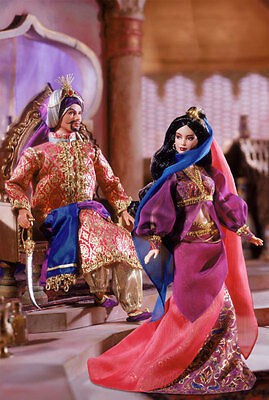 2001 Tales of the Arabian Nights Barbie Giftset Limited Edition - NRFB