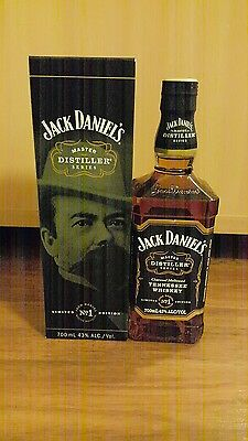 Jack Daniels Master Distiller No.1 700ml! Rare! Unopened In Box!