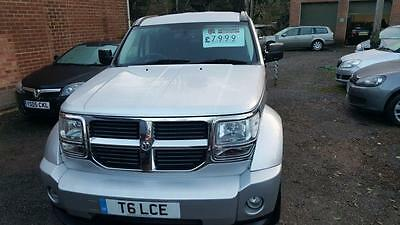 2009 Dodge Nitro 2.8 CRD SXT 5dr Auto 5 door Estate