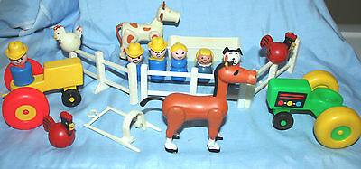 Fisher Price Little People Play Family Farm People Animals Harness Accessories