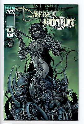 The Darkness Witchblade #1 - (Image, 1999) - VF-