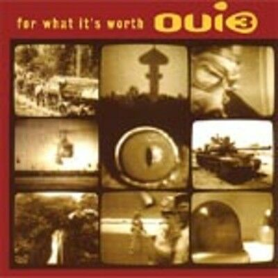 Oui 3 For What Its Worth Vinyl Single 12inch MCA