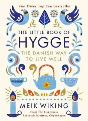 NEW The Little Book of Hygge By Meik Wiking Hardcover Free Shipping