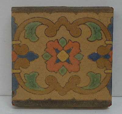 Vintage Malibu Decorative Tile California